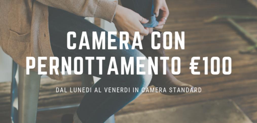 Camera day use tutta la notte Pompei