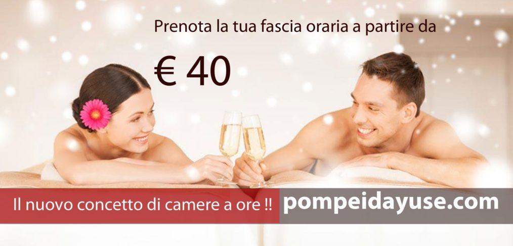 Affittacamere ore Pompei