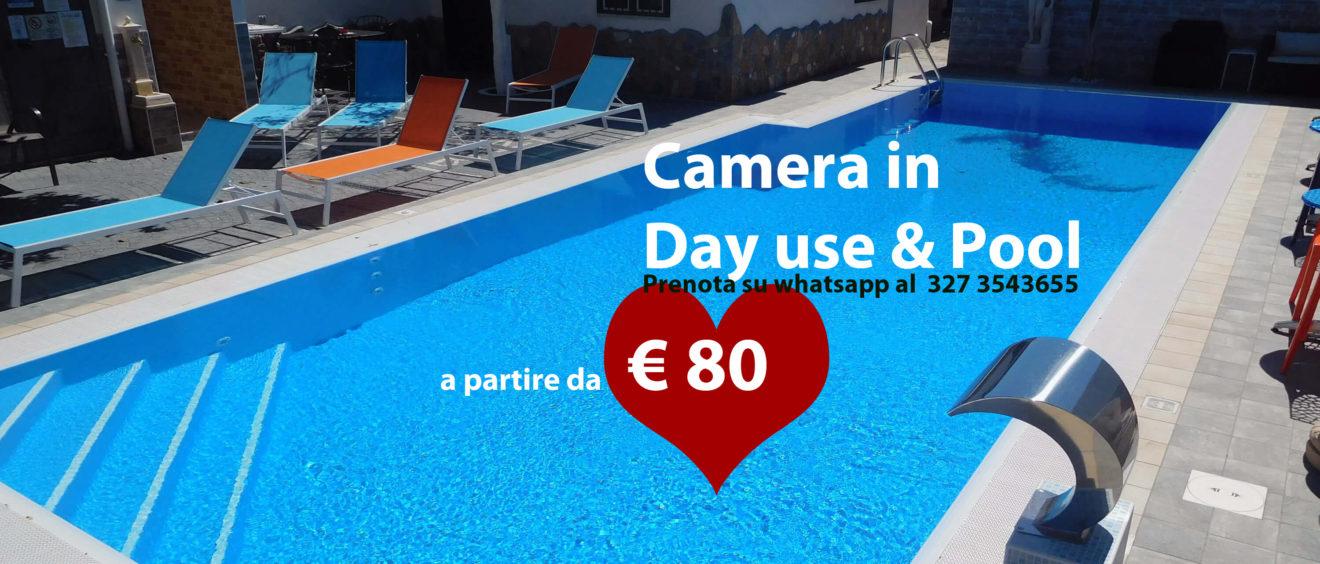 Offerta Camera Piscina Pompei