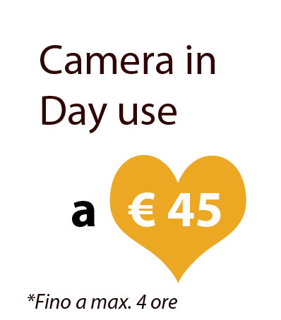 Camera dayuse pompei