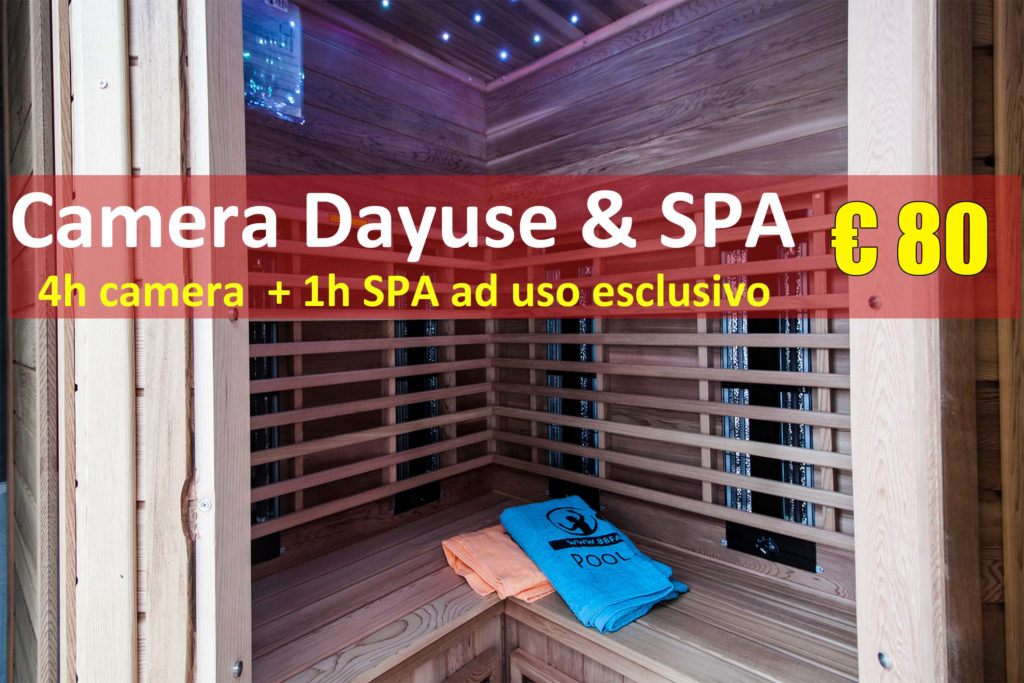 Offerta Camera Dayuse Spa