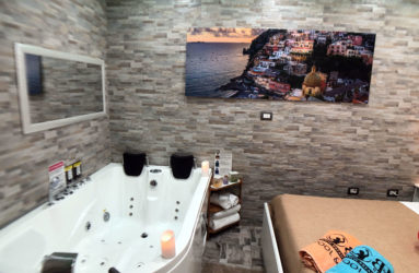 1 Maggio Suite Spa Idromassaggio