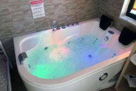 Camera con vasca idromassaggio - da € 80