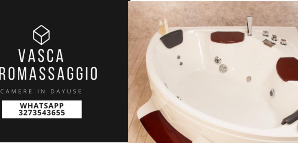 Pompei camera con vasca idromassaggio