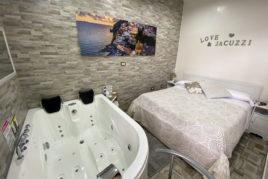 Suite con vasca idromassaggio - a partire da € 80