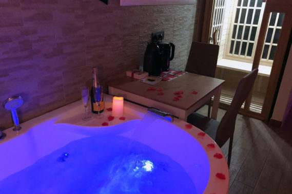 Suite con SPA privata LUXURY - da 140 €