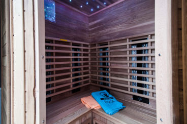 Sauna Triple Therapy