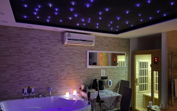 Suite con Spa privata Luxury