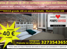 Relax di coppia 40 euro