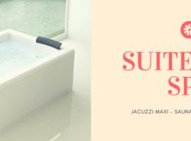 Pompei Suite Jacuzzi Spa Sauna