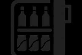 Minibar (acqua gratis)