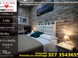 Offerta camera standard 70 euro