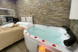 Camera con vasca idromassaggio - a partire da € 60