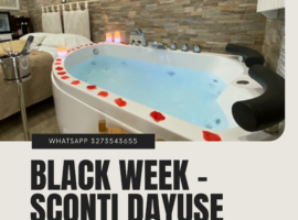 Black Week sconti in Dayuse