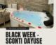 Black Week sconti in Dayuse