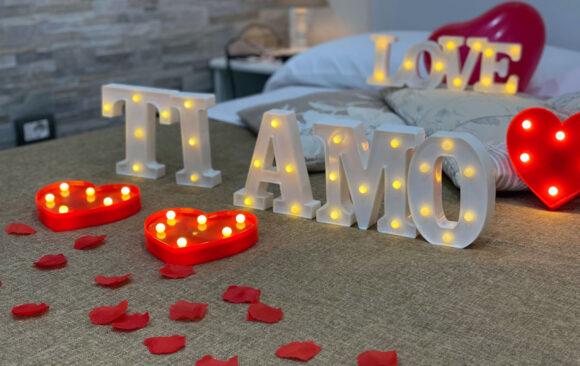 Allestimento Romantico
