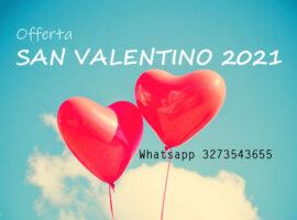 San Valentino Pompei 2021